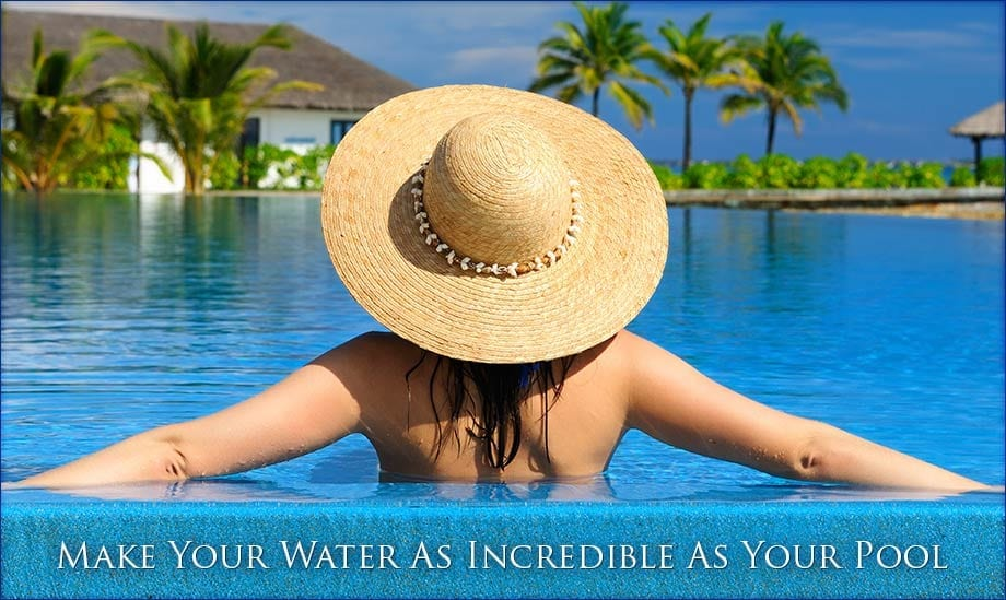 Image: ChlorKing.com  - Ultimate Salt Water Systems, making your water as incredible as your pool