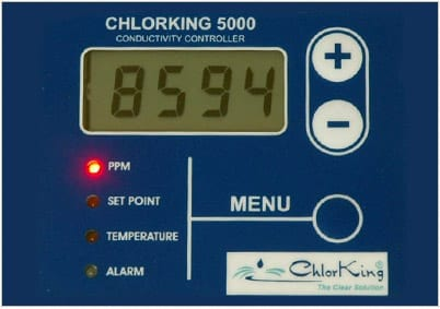 Image: ChlorKing® conductivity controllers - ChlorKing Inc.