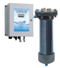 Image: ChlorKing's ChlorSM salt water chlorine generator - ChlorKing, Inc.